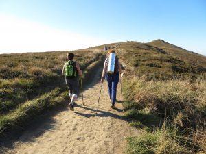 Nordic Walking szlakiem Połoniny Wetlińskiej